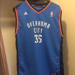 NBA Oklahoma City Kevin Durant 35 jersey